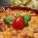 Nudelauflauf auf Italienisch - Lasagne
