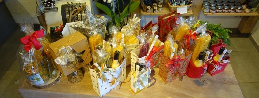 Geschenkkorb Weihnachten vom Dinkelhof